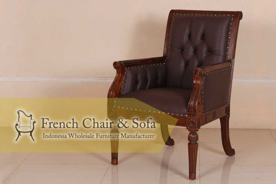 French Single Chair Supplier