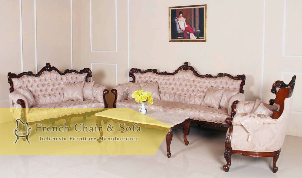 Naura Sofa Set