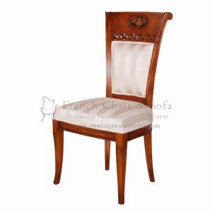 RCR 124 Hellenia Inlay Chair