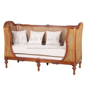 RSF 011 French Daybed Natural
